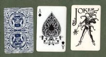 Collectible Advertising playing cards South African Railways